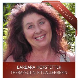 Speaker - Barbara Hofstetter