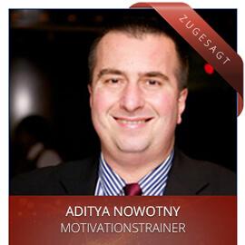 Speaker - Aditya Nowotny
