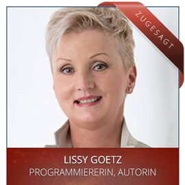 Speaker - Lissy Goetz