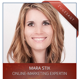 Speaker - Mara Stix