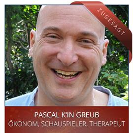 Speaker - Pascal K'in Greub